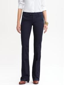 Indigo denim trouser - Indigo