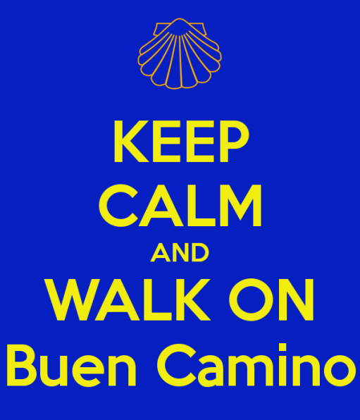 keep-calm-and-walk-on-buen-camino